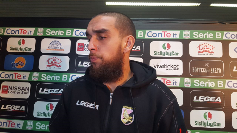 Bellusci in sala stampa: