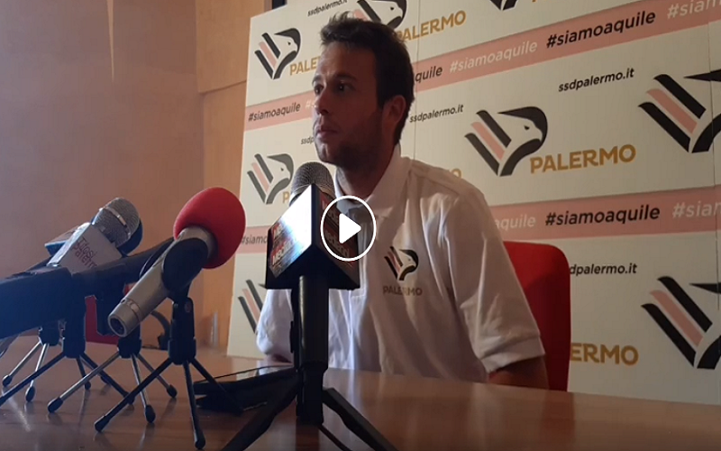 Live/Video, Martinelli in conferenza stampa