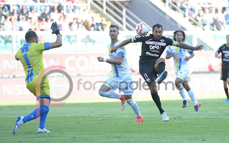 Palermo, Accardi out. Doda, Martinelli e Santana In