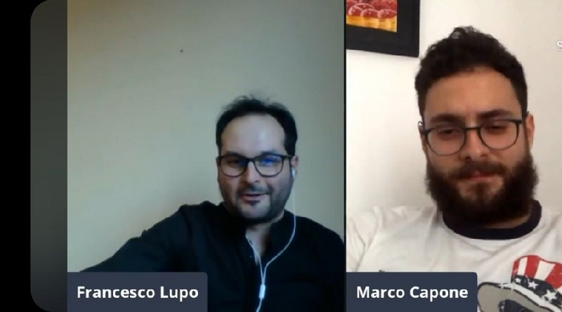 ForzaPalermo.it TALK - Con Marco Capone