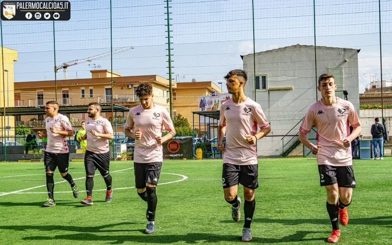 Palermo, vinto il derby contro Eightyniners
