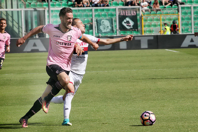 Il Palermo espugna lo Zini e vola alto in classifica